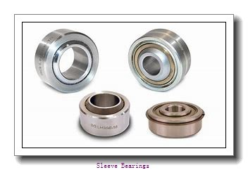 ISOSTATIC CB-2028-18  Sleeve Bearings