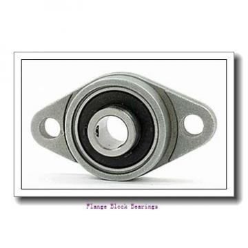 QM INDUSTRIES QVFB22V312SB  Flange Block Bearings