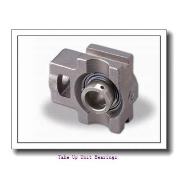 LINK BELT NT3U231N12  Take Up Unit Bearings